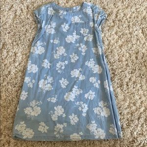 Girl (7) spring/ summer dress